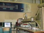 Стенд аэродинамической трубы