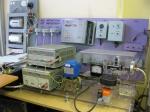 Стенд лабораторной работы по курсу Управление в технических системах